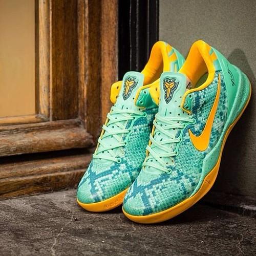 buy popular 70c1b bef5a ... shoes 718e5 535d8  shopping nike kobe 8 system green glow at kozani by  fassas thomas 5e964 83318