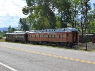 Old Train Wagon in Nevada City, MT | by sanfrancisco2005