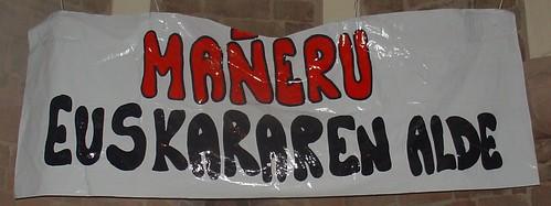 Mañeru
