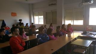 taller de medioambiente. IES Juan del Villar 07032017