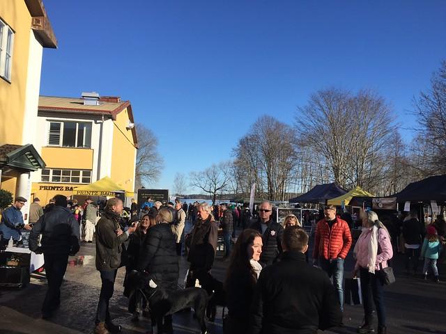 Korv och bröd festivalen i stallarholmen
