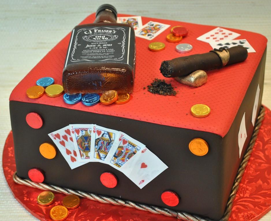 Jack Daniels Whiskey bottle Cake Cigar The cake zone Tam Flickr