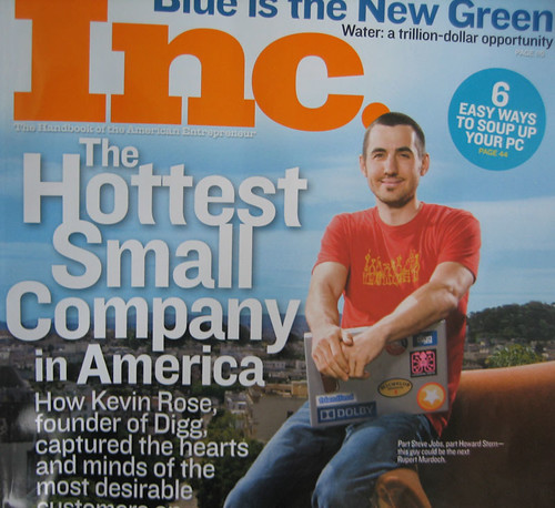 Inc. Magazine | by kevinrose