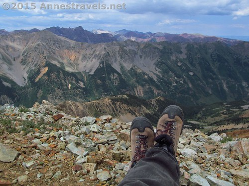Electric Pass and Hiking Boots | by Anne's Travels