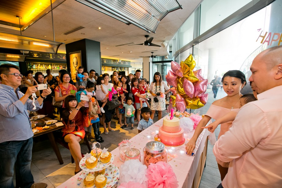 First Birthday Celebration – Photography by Raymond Phang