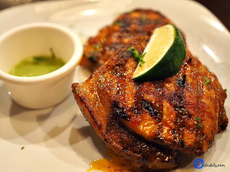 silantro grilled porkchop