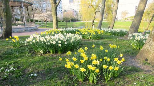 Spring in Oostende