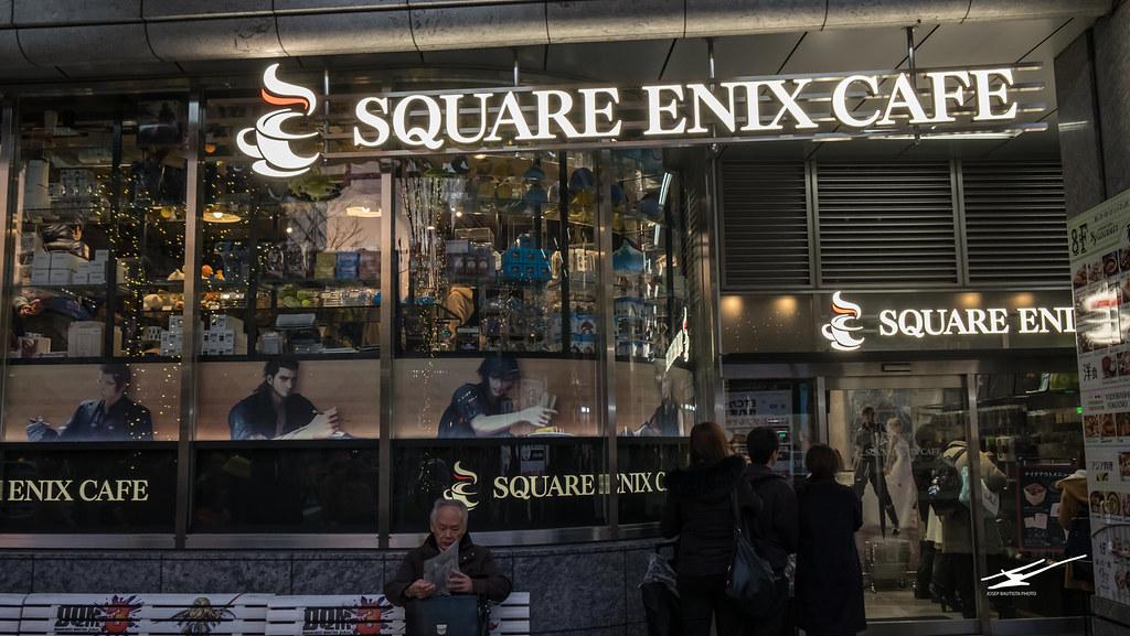 Square Enix Cafe-001