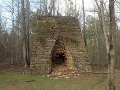 Lewis Iron Blast Furnace