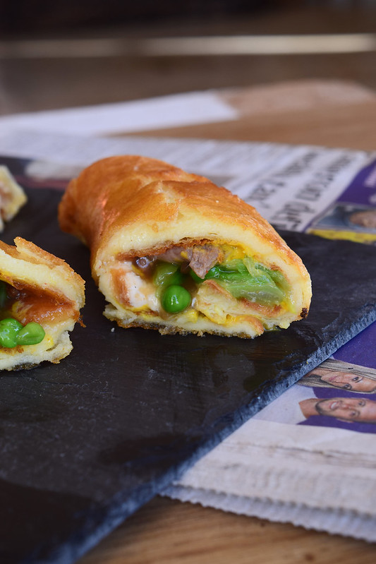 Yorkshire pudding wraps