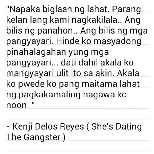 memorable lines shes dating the gangster kathniel