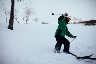 Ron Skiing | by dave.see