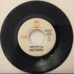 BOBBI HUMPHEREY:HOME-MADE JAM(RECORD SIDE-A)