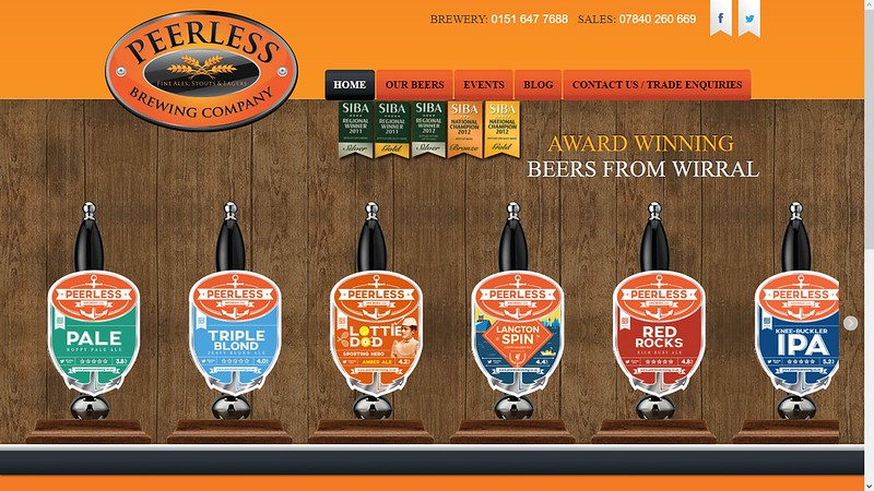 peerless øl