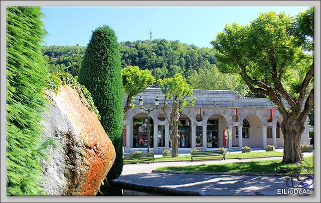 Ax Les Thermes, el pueblo de las 80 fuentes termales (1)