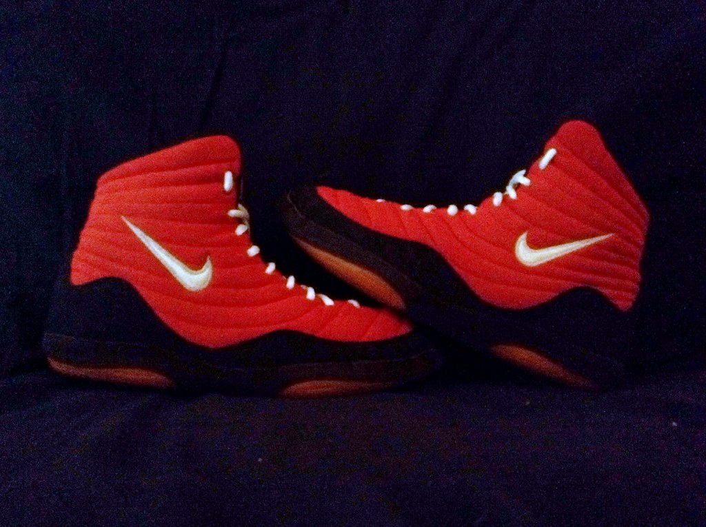 LBN Red Legit OG Inflicts | Size: 10.5 Condition: Worn 2x St… | Flickr