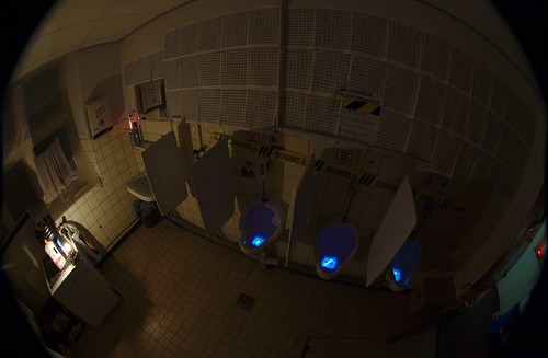 Hack42 Boys' Restroom: Unplugged | by dvanzuijlekom