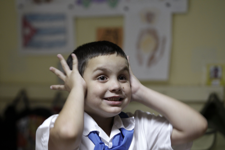 Cuba Autism