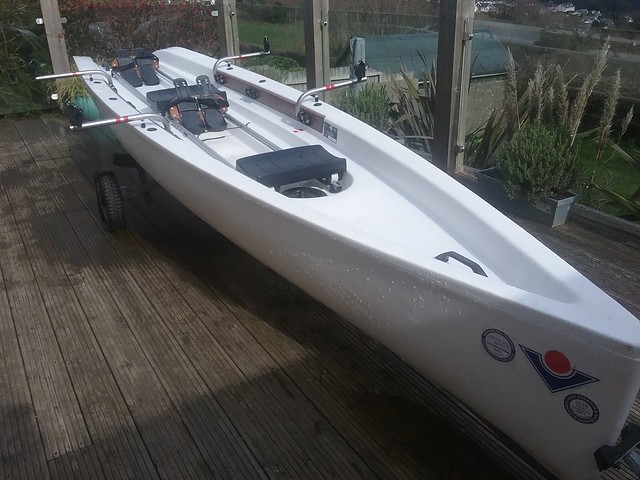 2002 Yole Club 2x for sale