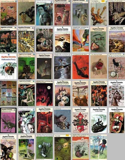 Phát hành bộ sách 25 cuốn phiên bản đặc biệt của Agatha Christie