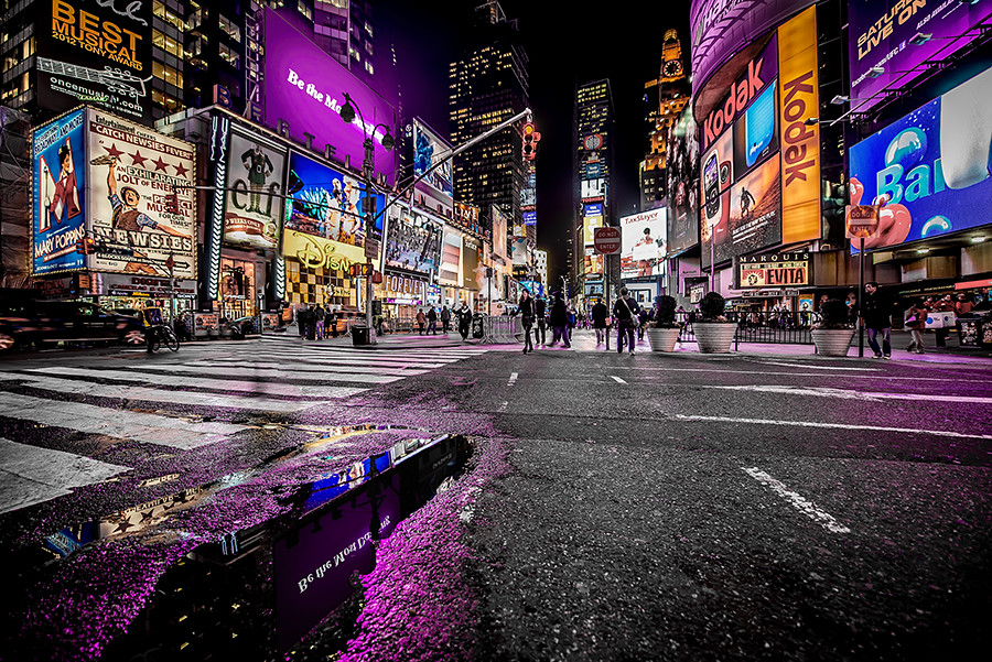 ... New York City LIghts | By Christian Stogner Www.hdrphotography.net Idea