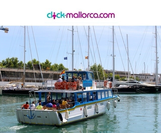 Palma de mallorca boat trip