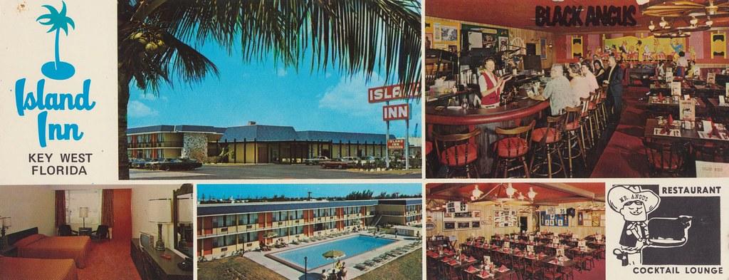 Island Inn & Black Angus Restaurant - Key West, Florida
