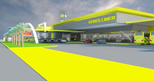 Ceres Liner North Bus Terminal, Bacolod City | (c) Ceres ...