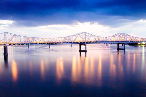 Long Exposure I-65 Bridge | by Shannon Tompkins
