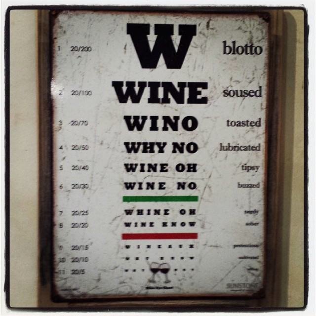 Wine Eye Chart Sunstone Winetasting Santaynez Kelly Lane Flickr