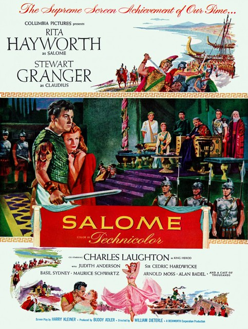 Salome - Poster 1