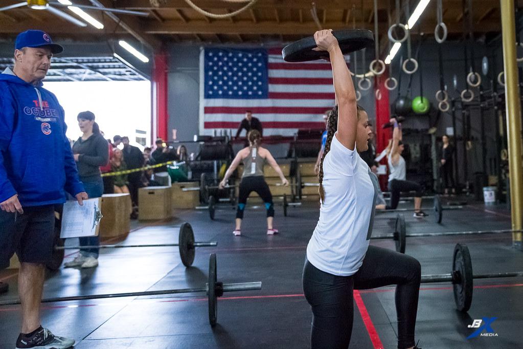 2017 Cupid's Massacre at Ruination CrossFit