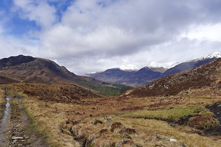 Looking down the Allt Garbh to Affric | by Nick Bramhall