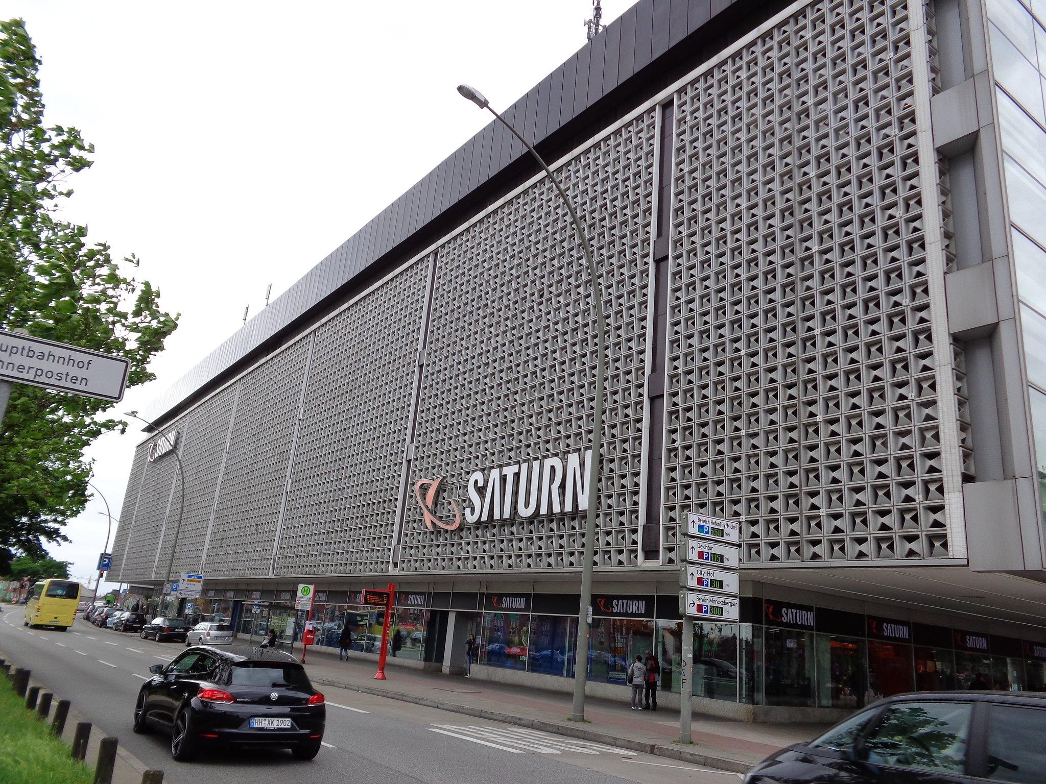 Saturn Hamburg Mönckebergstr.