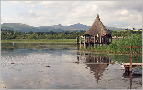 WELSH CRANNOG CENTRE | by henrhyde (gill) slow internet