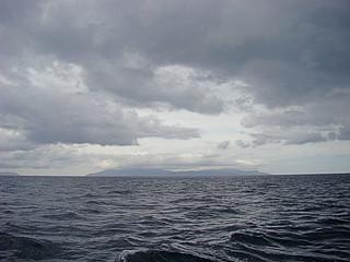 003 Vanaf de boot naar Loch Coruisk