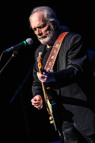 Merle Haggard @ Stafford Centre | by Breakfast On Tour