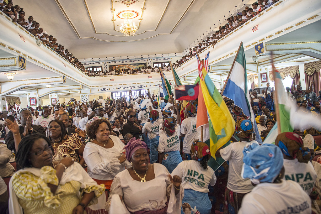 Liberia Commemorates 2003 Peace Agreement That Ended Civil Flickr