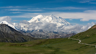 Denali / Mount McKinley, Denali National Park | by Christoph Strässler