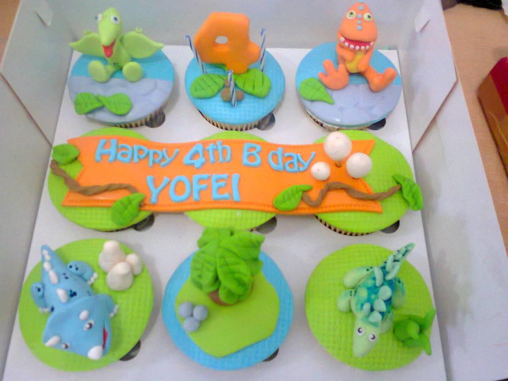 ... Birthday Cupcakes Dinosaur Train - Jakarta | by cupcakesjakarta