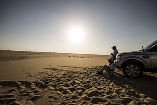 The Empty Quarter Challenge : From Dawn to Dusk | Stage 2 | by Land Rover Global