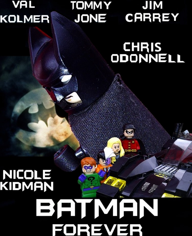 lego batman forever poster made by yours truly xxdeadmanzz flickr