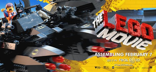 The LEGO Movie - Poster 11