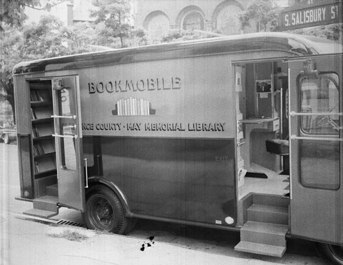 N_53_15_4019 Alamance County Bookmobile Aug 2 51 | by State Archives of North Carolina