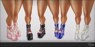 *Epic* Rainbow Galaxy Kicks! {Promo Card} Ad [LAST DAY TO SAVE!] | by Jade Winthorpe ღDeath.Chanღ
