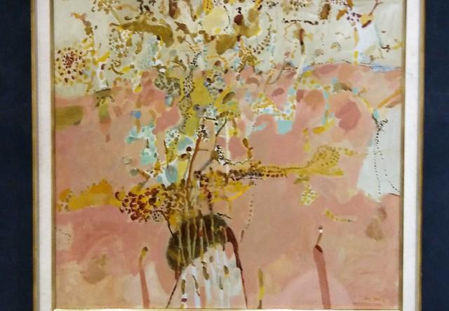 John Olsen - Pied beauty 1969
