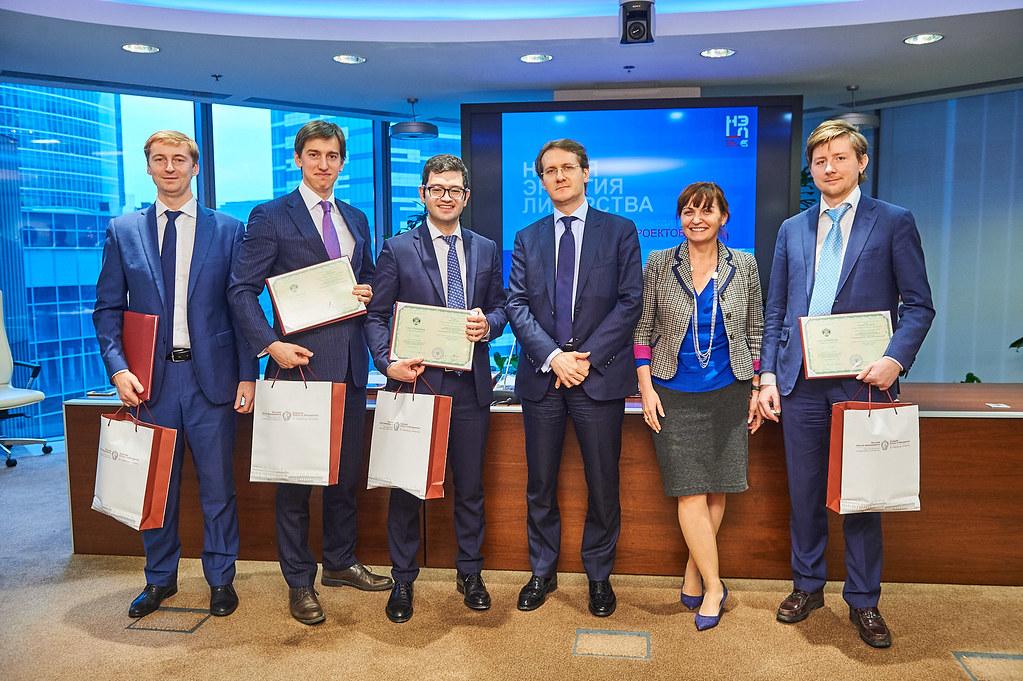 «Новая энергия лидерства» для группы компаний ВТБ