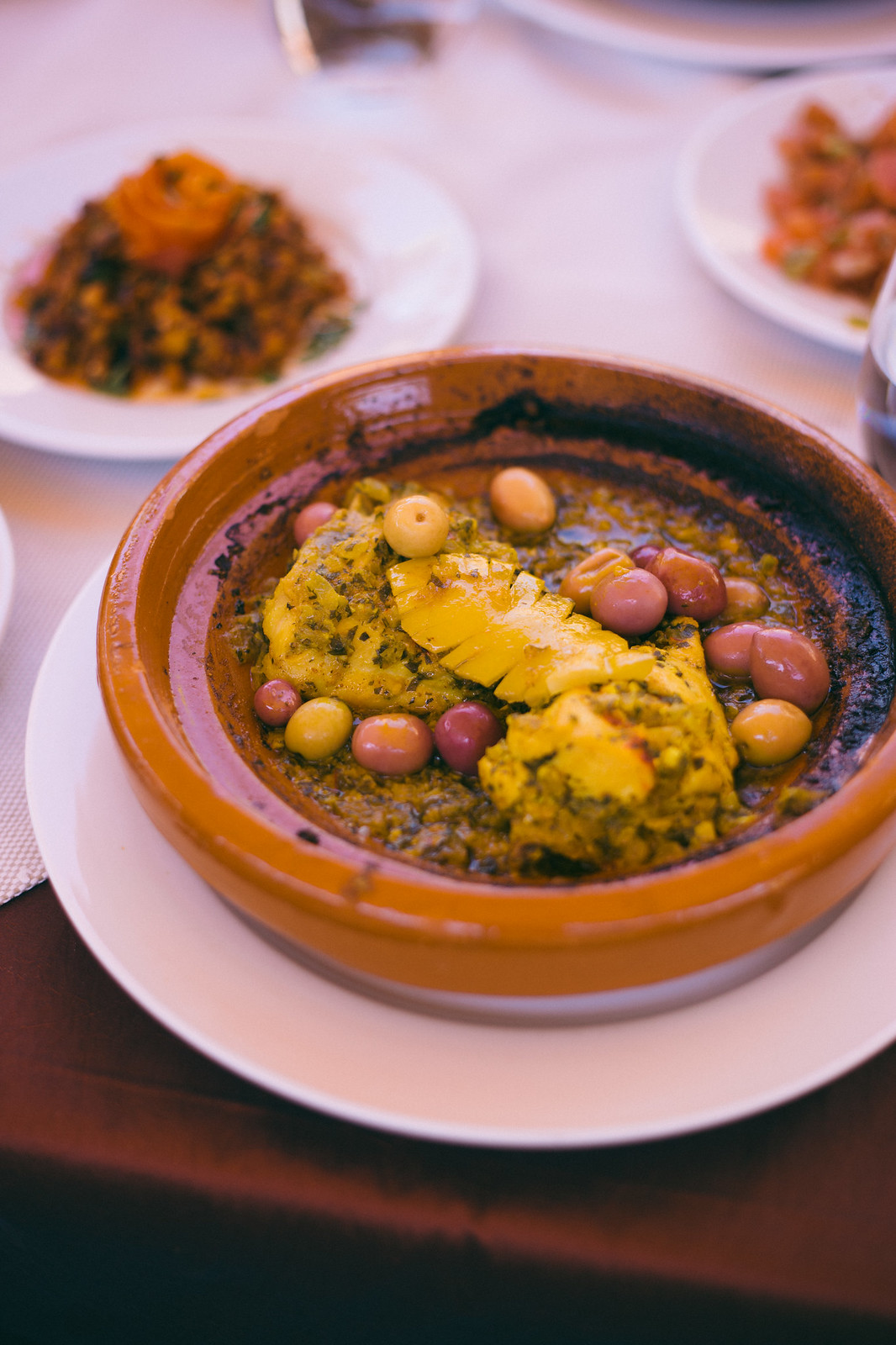 {a moroccan feast with La Maison Arabe} via chevrons & éclairs