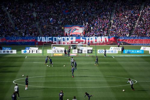 FC東京vs大宮 2017 味の素スタジアム