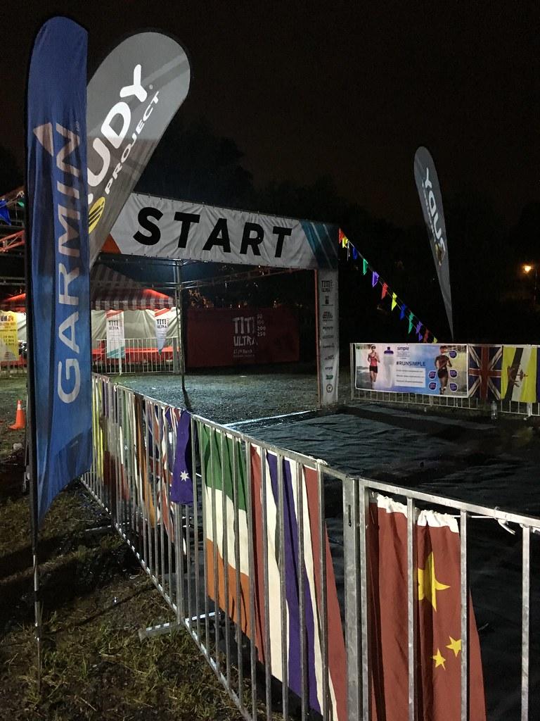Starting race